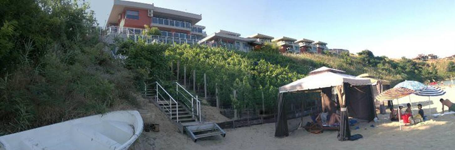 The beach house - Sozopol - Huis
