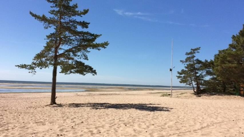 Beach of Mändjala