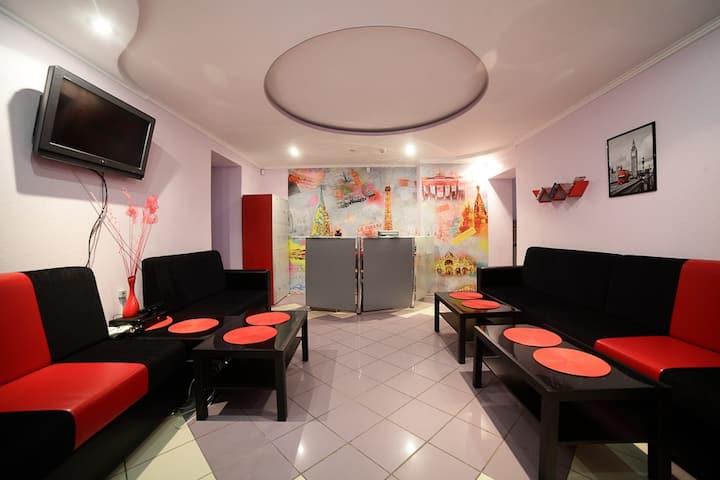 Cheap accommodation in center Minsk