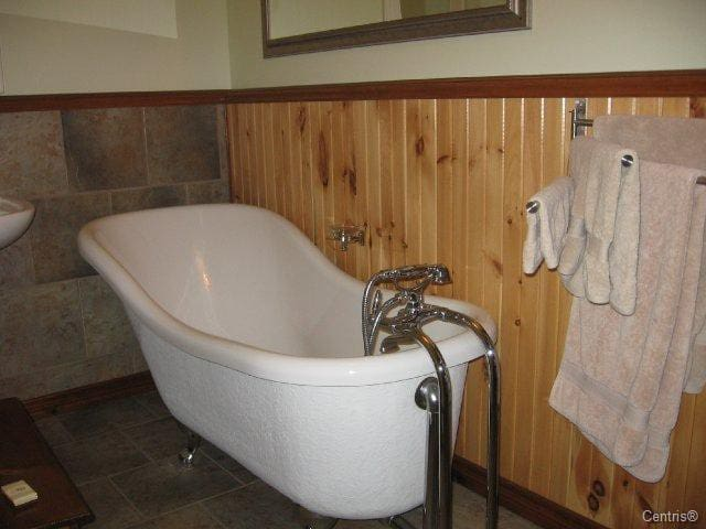 Salle de bain privé