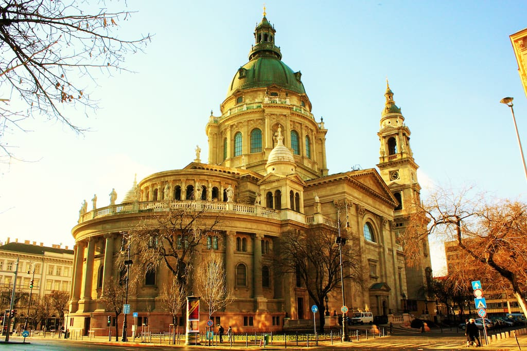 attraction: St. Stephen's Basilica