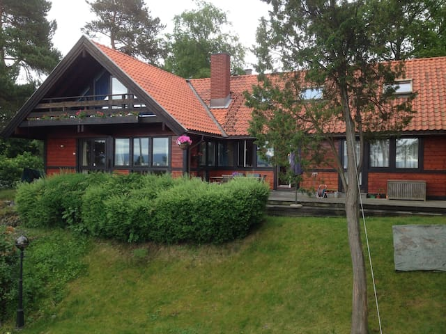 A unique home 25 minutes from downtown Oslo - Nesodden - Rumah