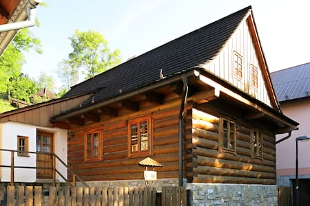 Cozy Wooden House in the Center - Štramberk