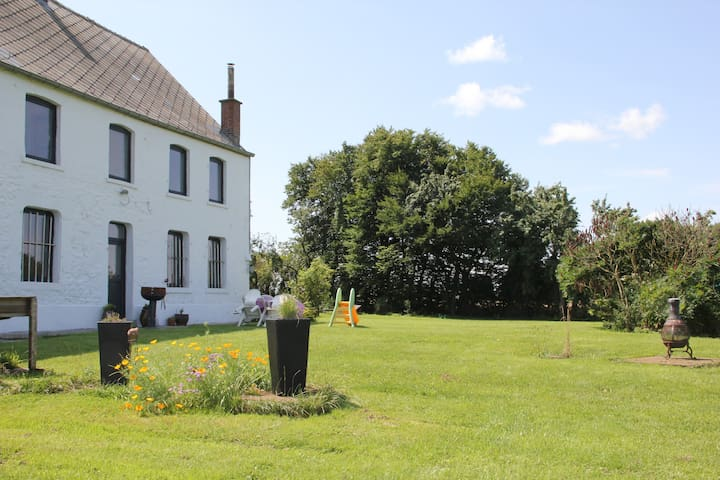 ENCLAVE DE VIRE - Beaumont - House