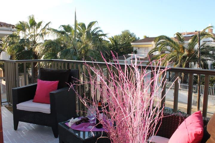 """""""NOEMI"""" apartament near the beach - Can Picafort - Apartment"""