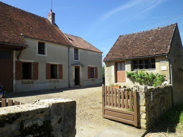 GITE TOUT CONFORT EN BOURGOGNE - Champlemy - Casa