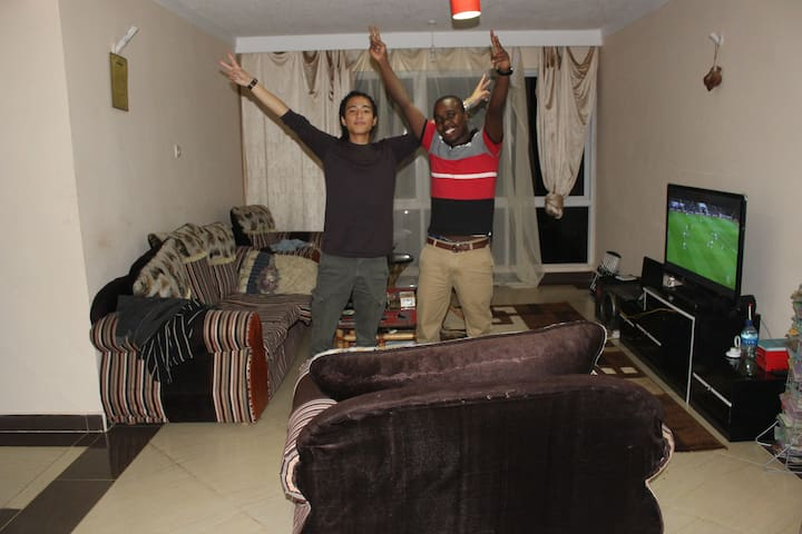 Homex Apartment - Nairobi - Apartment