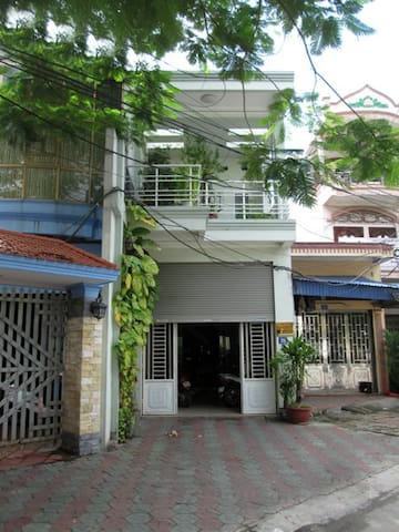 Free house for travel homestay - Haiphong - Dům