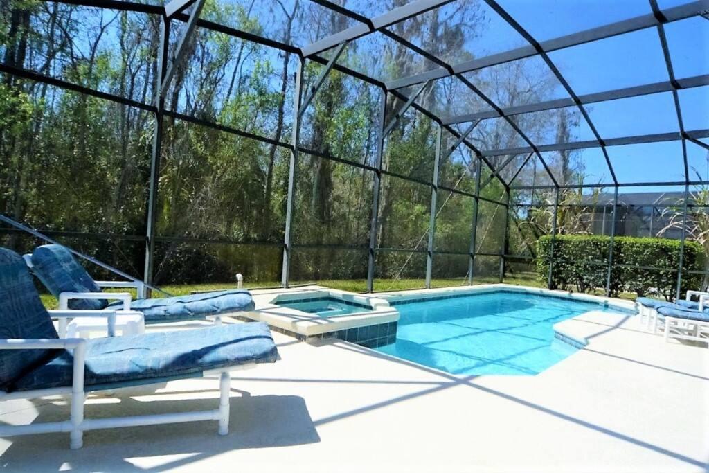 Pool, Water, Chair, Furniture, Yard