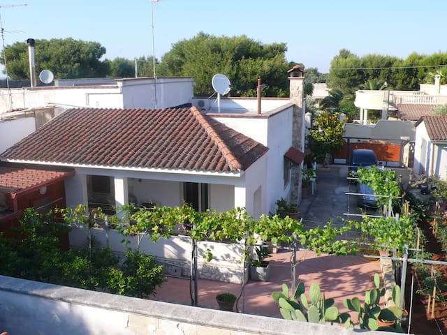 "HolidayHome ""La Piana del Salento"" - 2 km from sea"
