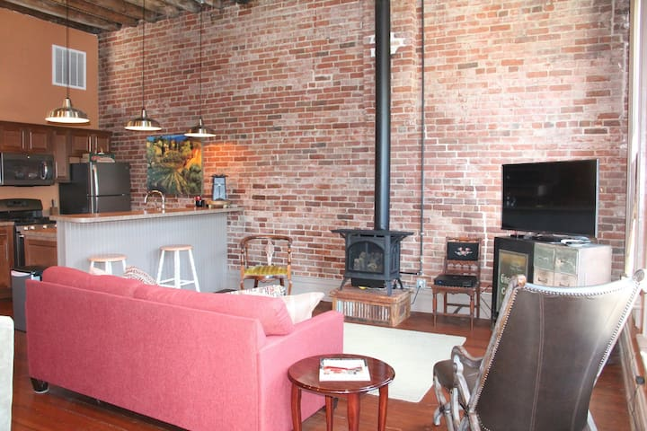 The Loft on the Square - Petersburg - Apartamento