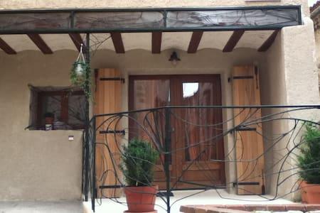 Maison Languedocienne en village - Roujan - Rumah