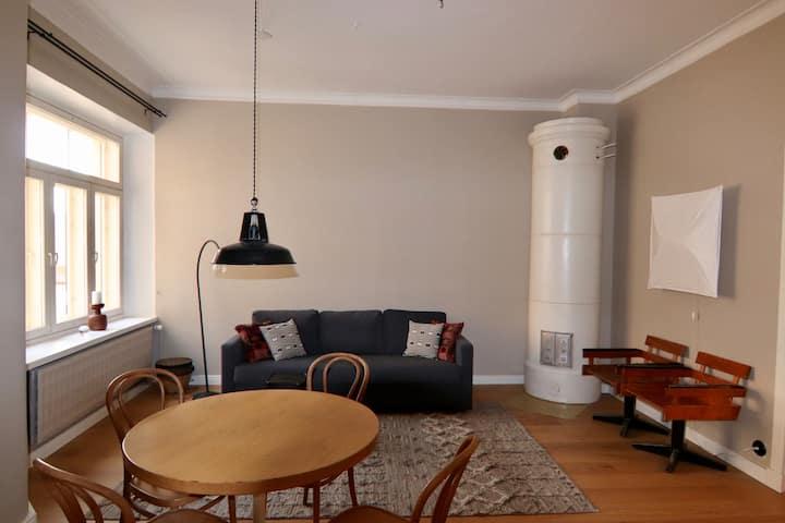 Beautiful flat in prime location