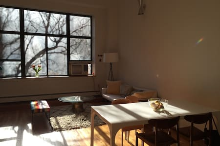 Beautiful West Village loft!