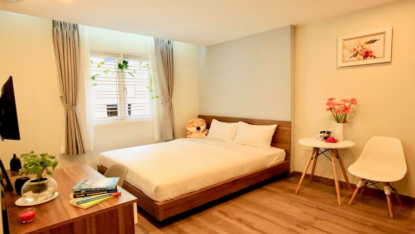 Lovely Studio in the Heart of Ho Chi Minh
