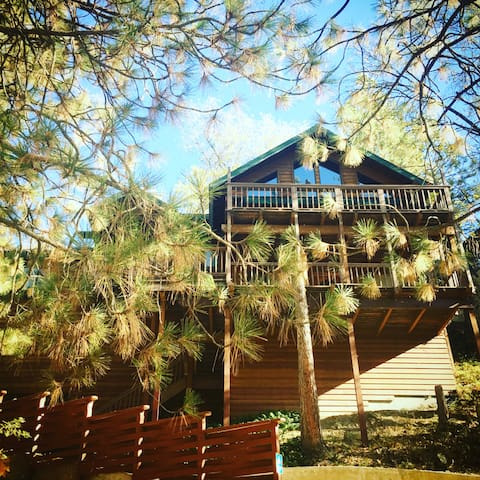 Beautiful Lodge In Bass Lake/Yosemite w/ Boat Slip