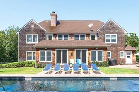 Classic 5 Bedroom Sag Harbor Villa - Sag Harbor - Villa