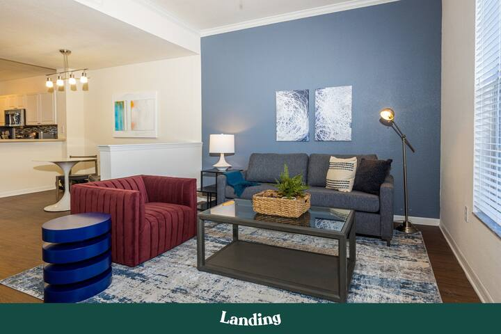 Landing | Modern Apartment with Amazing Amenities (ID3615)