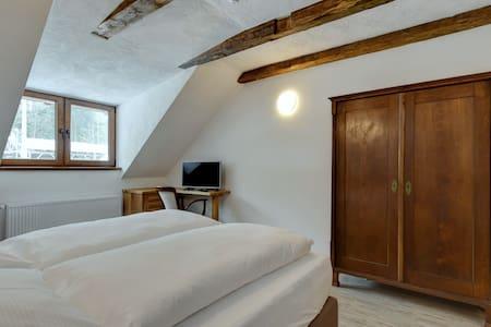 Exkluzivní loftové apartmá v lůně přírody