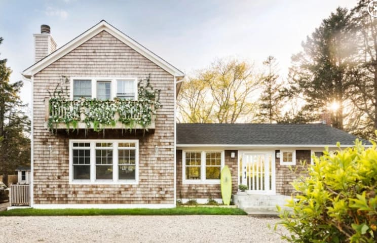 Private 1 bedroom Apt in Chic Montauk Home