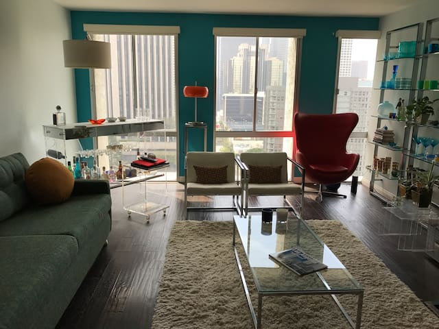 Perfect downtown LA apartment with great amenities - Los Angeles - Wohnung