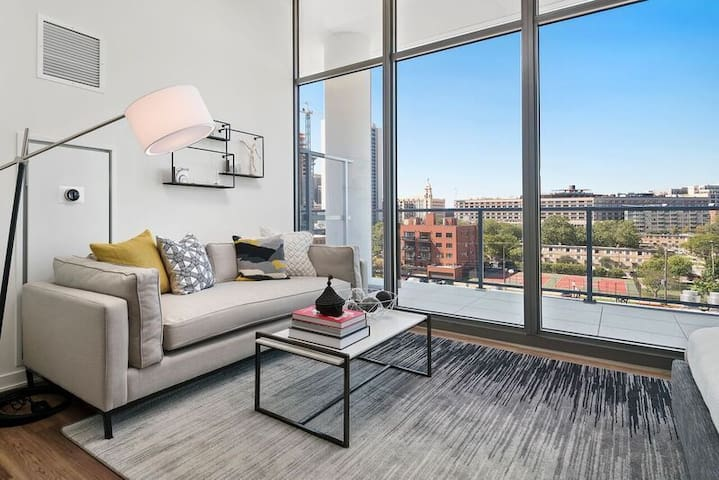 Cozy apartment for you | 1BR in Chicago
