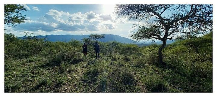 Ndialang'oi Campsite - Maili Tisa, Namanga Road
