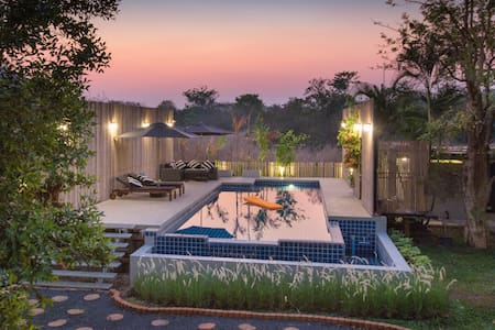 ★ Bunyakard ★the luxury villa in khao yai★會說中文