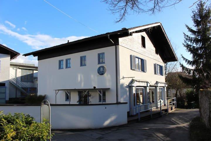 Wohnung neben Stille Nacht Kapelle Oberndorf
