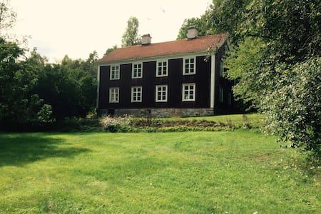 Eget rum på Långrådna Kultur & Gästgiveri