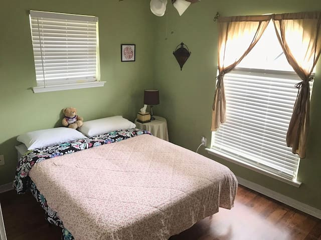 Quiet Bedroom#2 Near Lakeside Mall, 15 Mins to CBD - Metairie - Casa