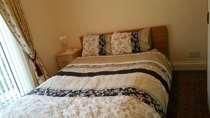 71 shadowmoss road- Double bed.