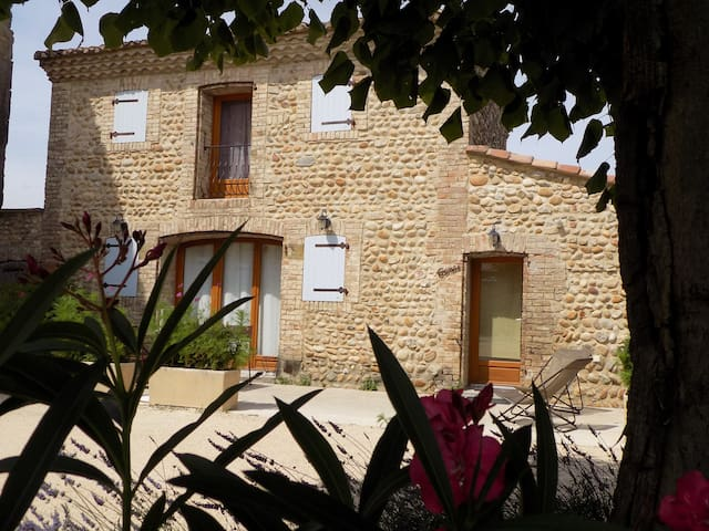 Gite de Genas 1 - Bourg-lès-Valence - Nature lodge
