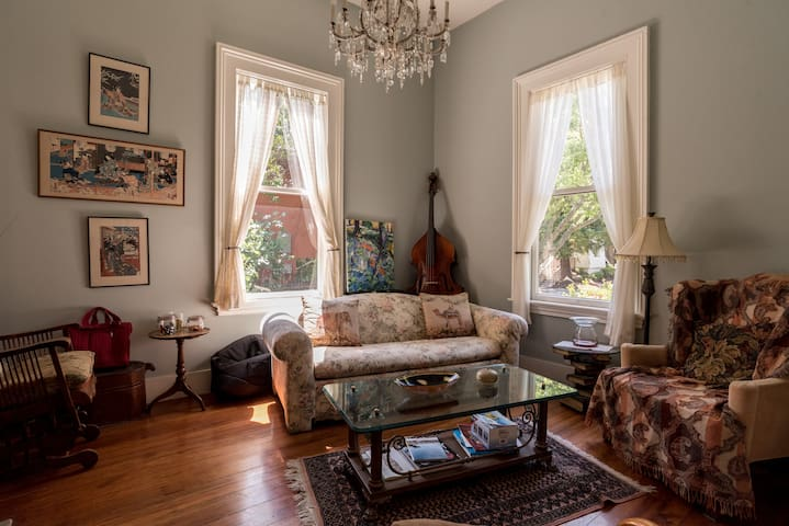 Charming and Quiet Victorian Home - San Rafael