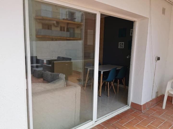 Apartament cèntric a l'Estartit. Costa Brava