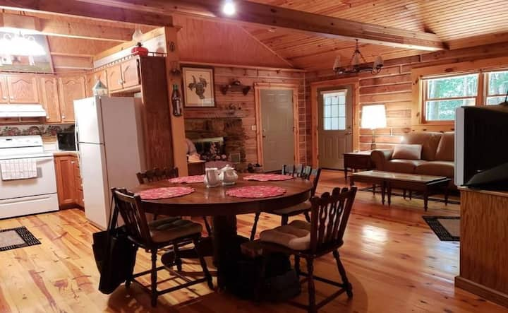 Patoka Cabin, shaded, wifi, 3 miles-Park entrance