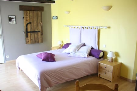 AVEN - Guest Room for 2 - Saint-Ouen-la-Rouërie - Bed & Breakfast