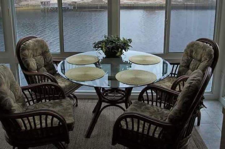 View from Carolina Room