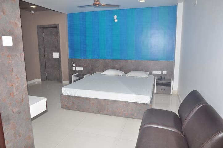 Terrific Bed and Breakfast at Coimbatore