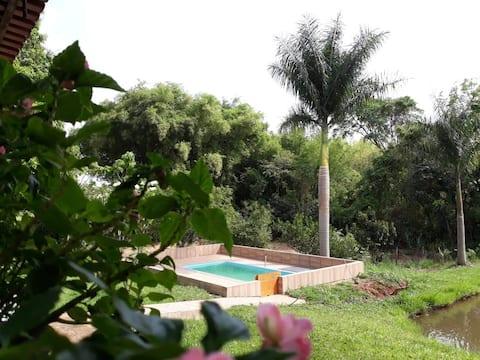 Chácara Rio de Deus (58 km de Goiânia)