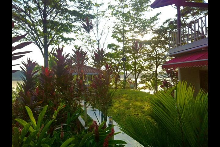 Nomad Living Villa - Papaya Room - Bocas del Toro Province - Huis