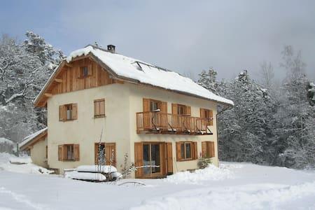 Vacances à la neige en Ht Verdon - Casa