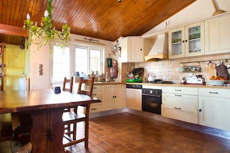 luxury cosy loft - Lykovrysi - Wohnung