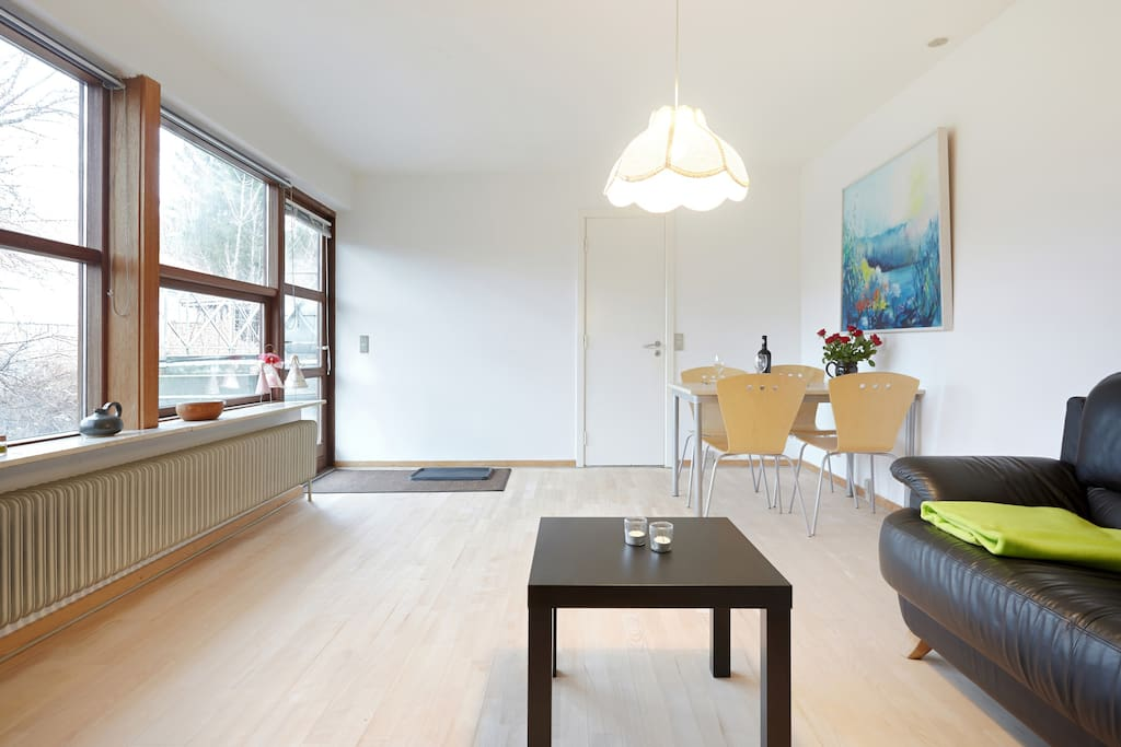 Small Apartment 30m2 Apartments For Rent In Vejle Denmark