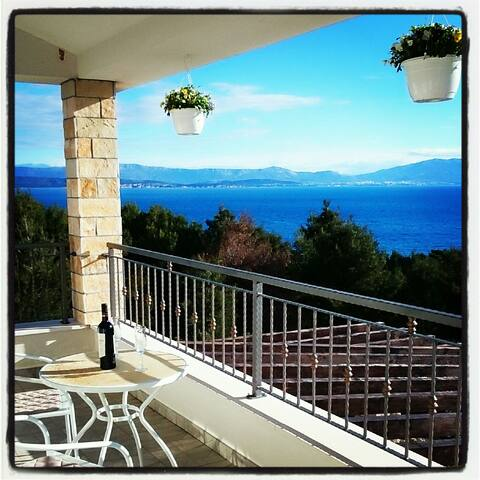 Apartment with fantastic view A2 - Rogač - Appartamento