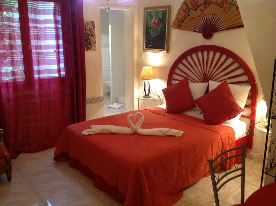 Bed and breakfast le beausejour carcassonne chambres d for Chambre d hote carcassonne
