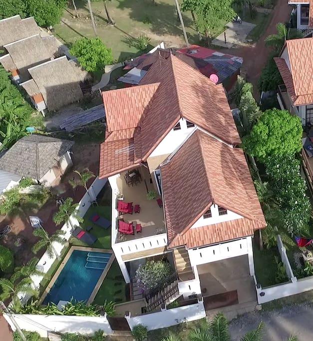 Amintra 5 Pool Villa Koh Lanta