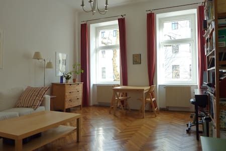 Clean, comfy, characteristic 50m2 flat with bike - Vienna - Lejlighed