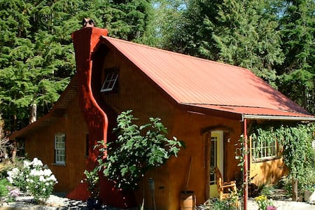 Cozy Cabin in the Woods - Peaceful - Sedro-Woolley