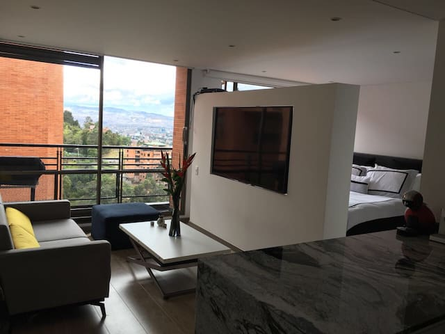 Modern Great Located Loft (Zona G) - Bogotá - Loft